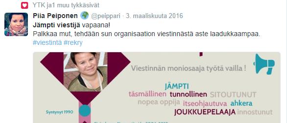 tyonhaku_tviitti